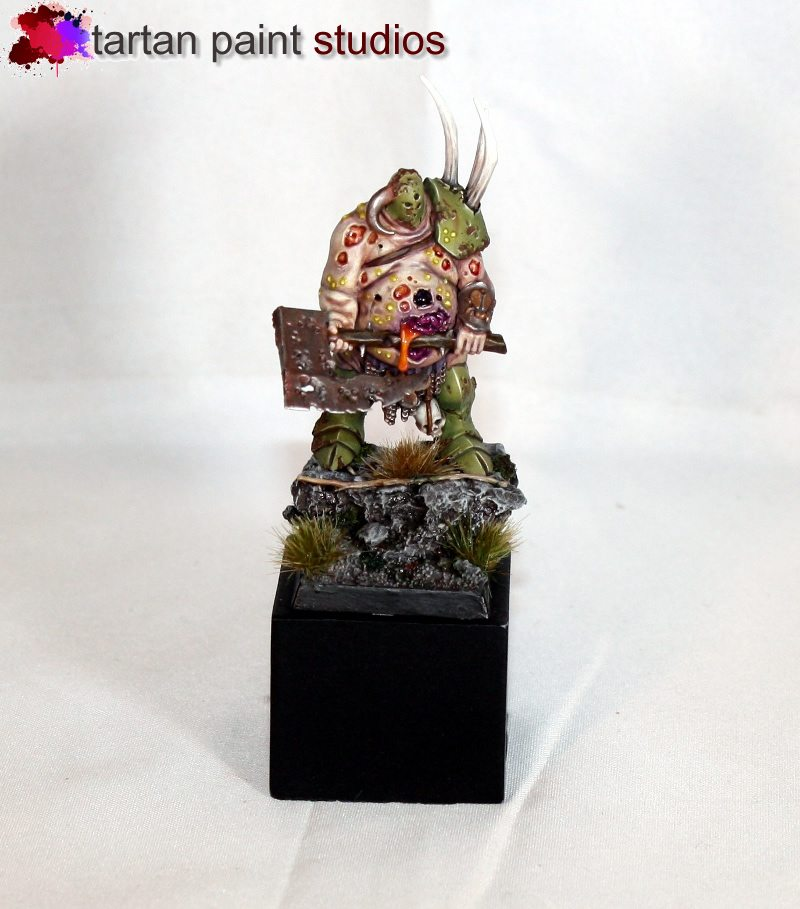 Nurgle Lord Finished