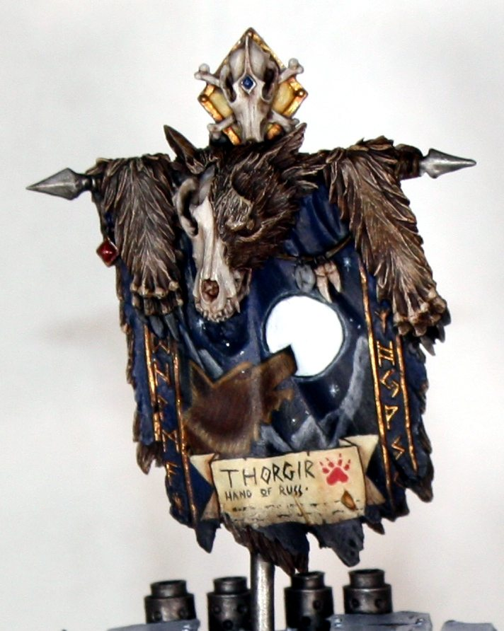 Space Wolves Banners Warhammer 40k G...