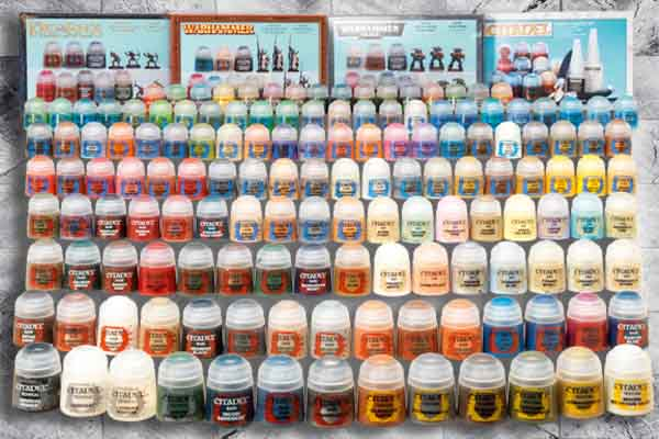 New Citadel Paints!