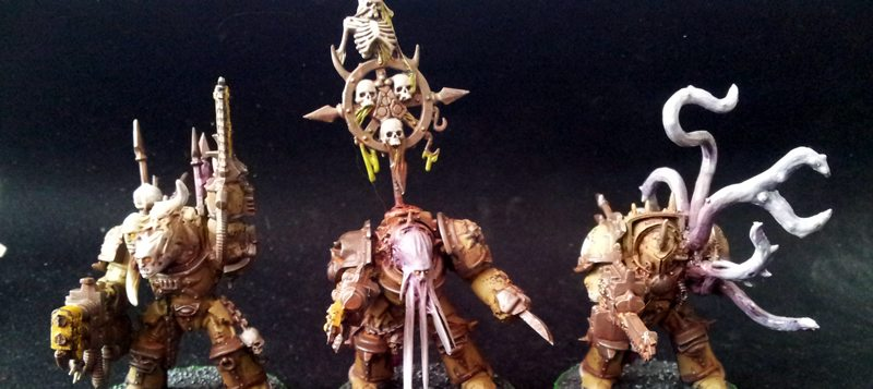Spawn of Nurgle!