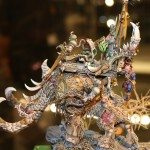 GDUK 2012 Warhammer Fantasy Monster Bronze