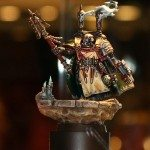Golden Demon UK 2012 Warhammer 40k Single Bronze
