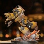 Golden Demon UK 2012 Warhammer 40k Vehicle Silver