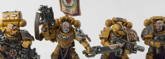 Lamenters Sternguard Squad