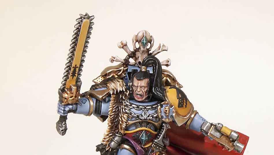 Ragnar Blackmane Conversion & Thogir Lone Wolf
