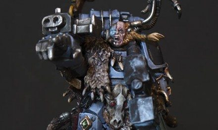 Showcase: Gunnar IronJaw & Retinue