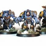 Showcase: Space Wolves Army
