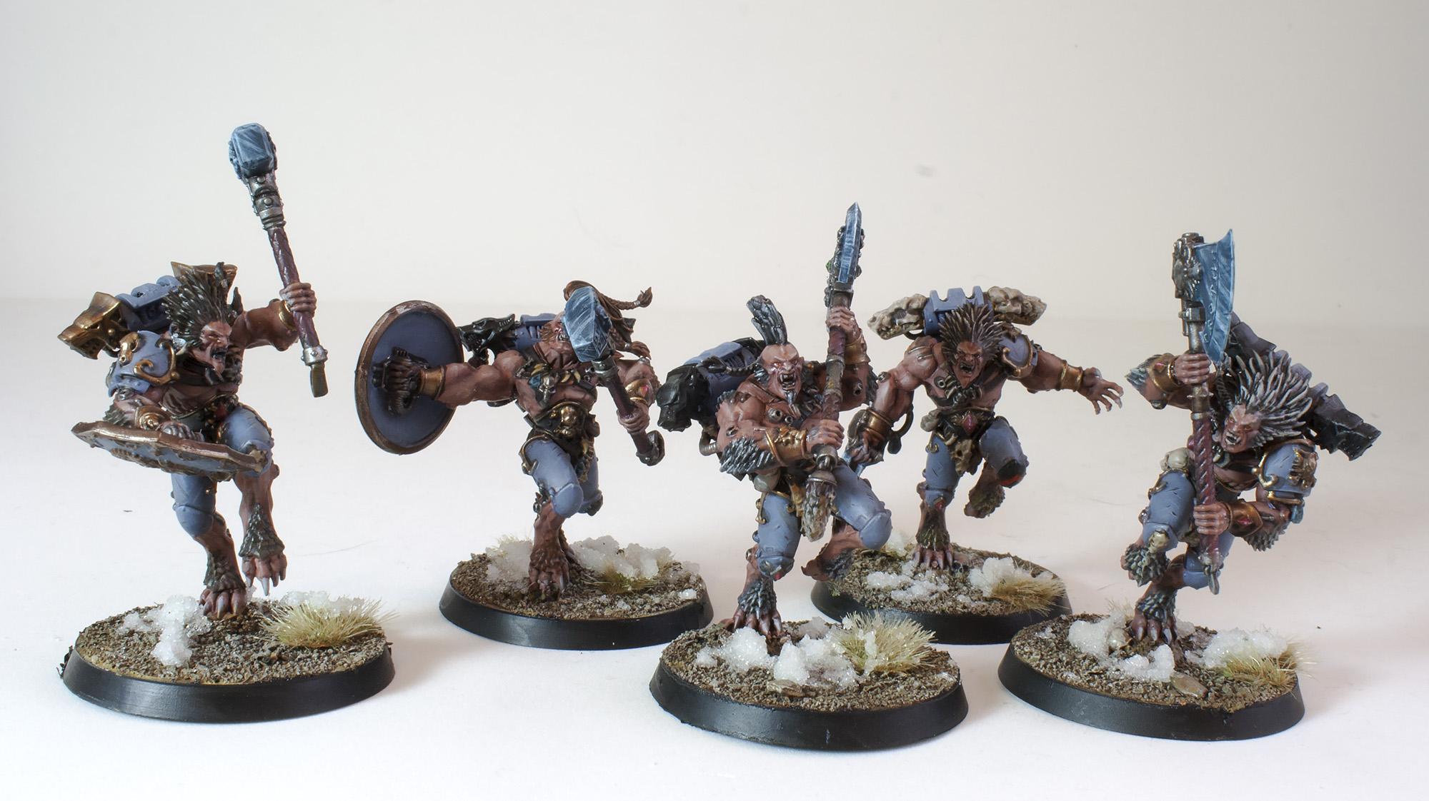 space wolf wulfen 1 - Tartan Paint Studios